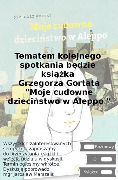 Dzieciństwo w Aleppo