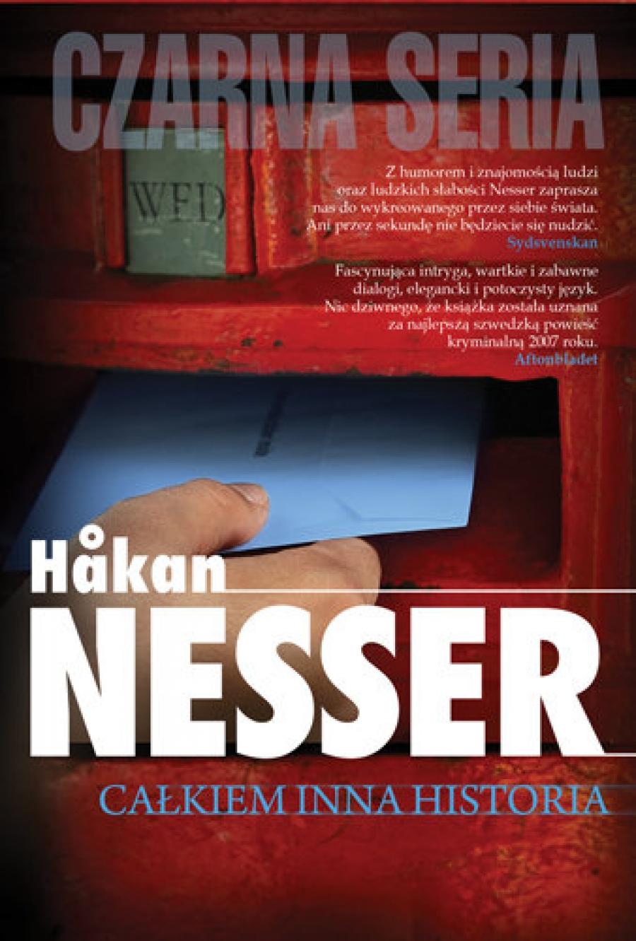 Hakan Nesser: Całkiem inna historia