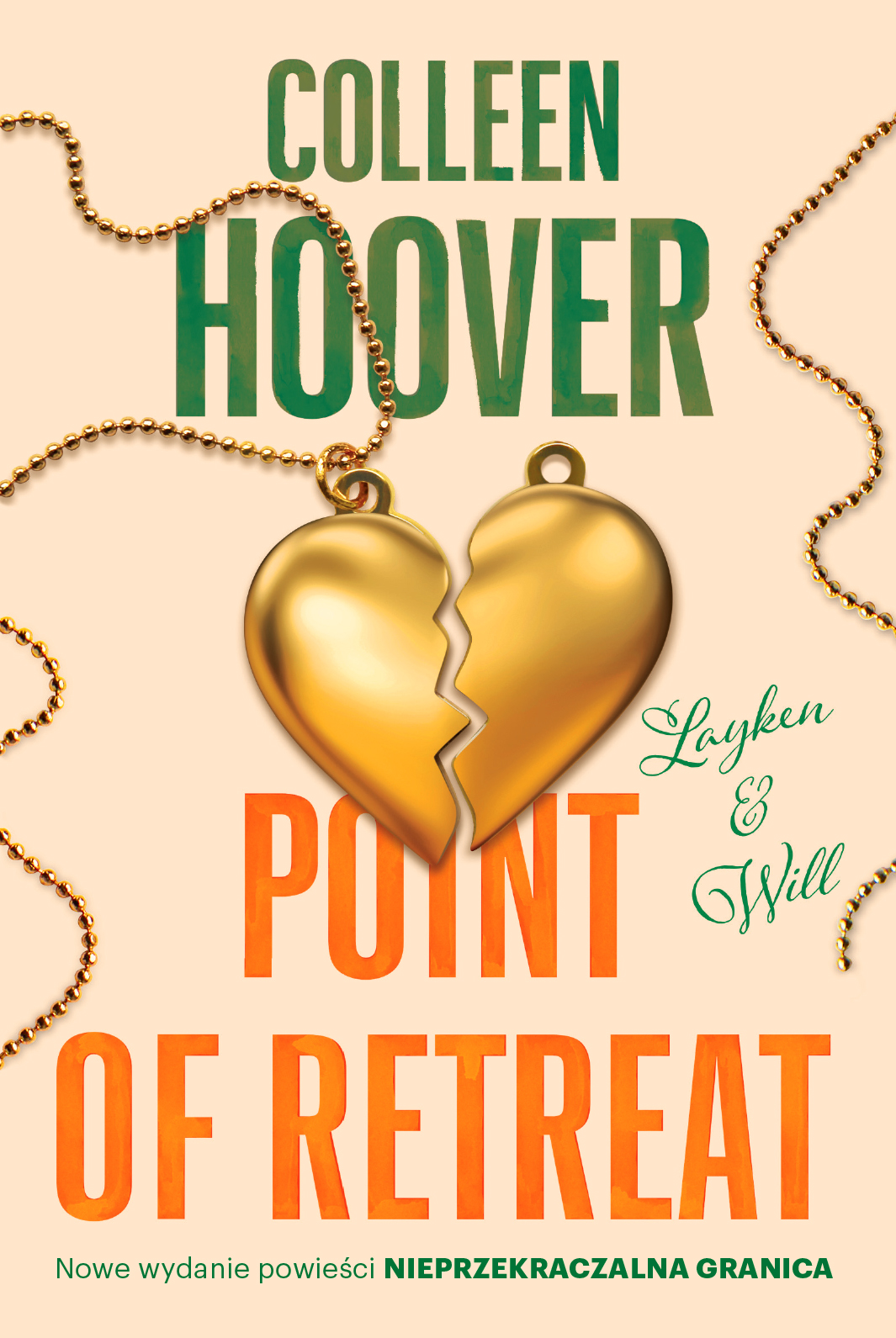 Colleen Hoover: Point of Retreat (Nieprzekraczalna granica)