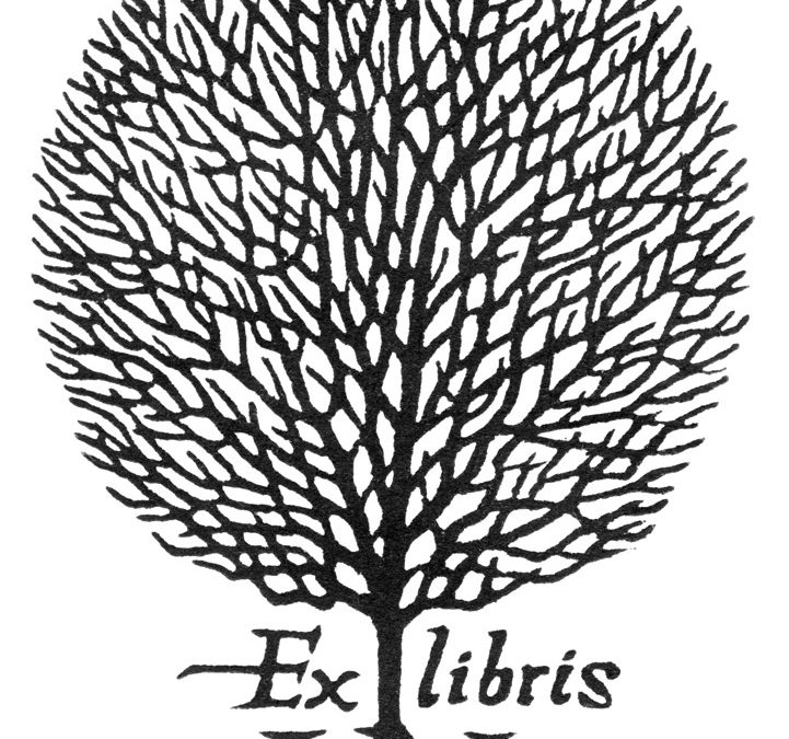 Konkurs na ekslibris naszej biblioteki