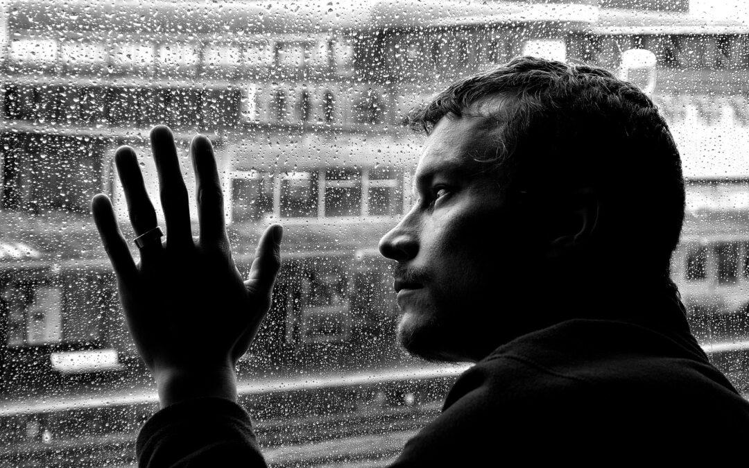 Depresja jest więzieniem…